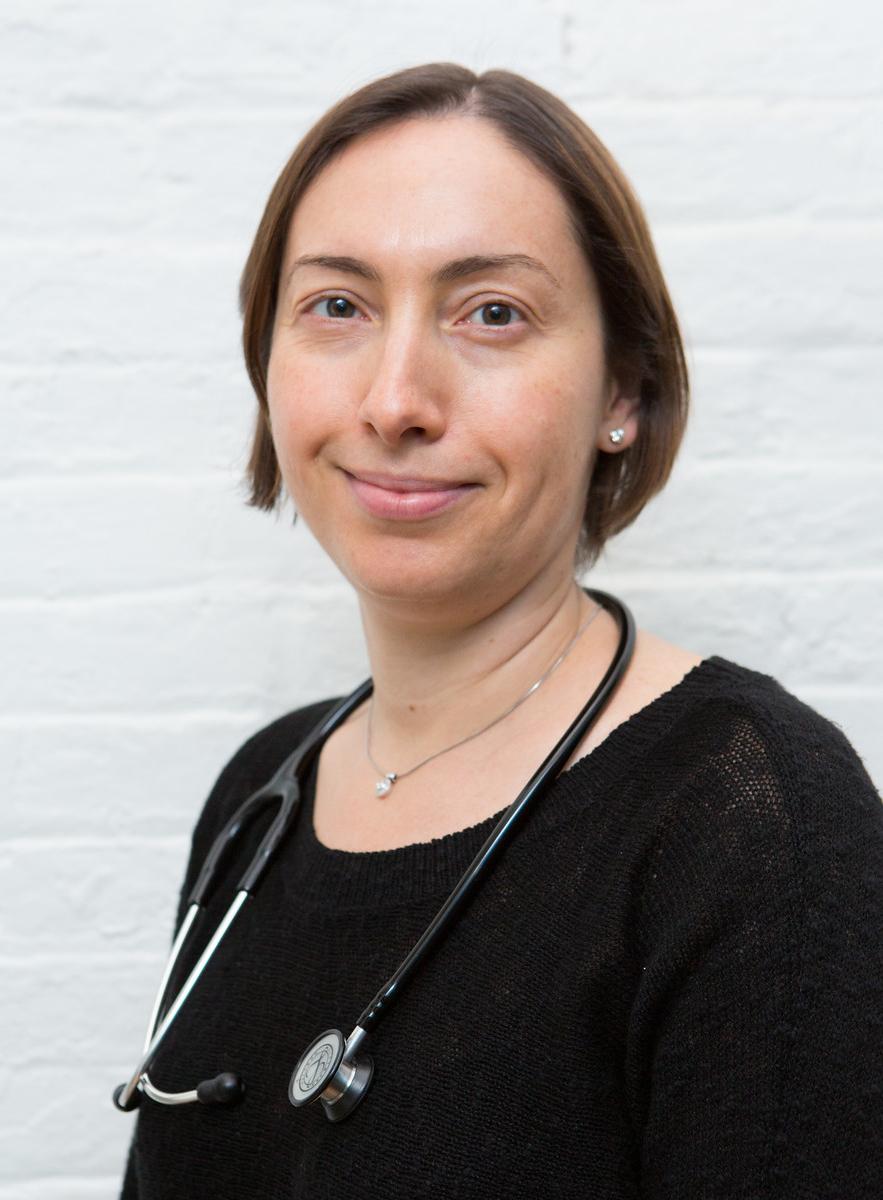 Anna Zhivotovsky, MD