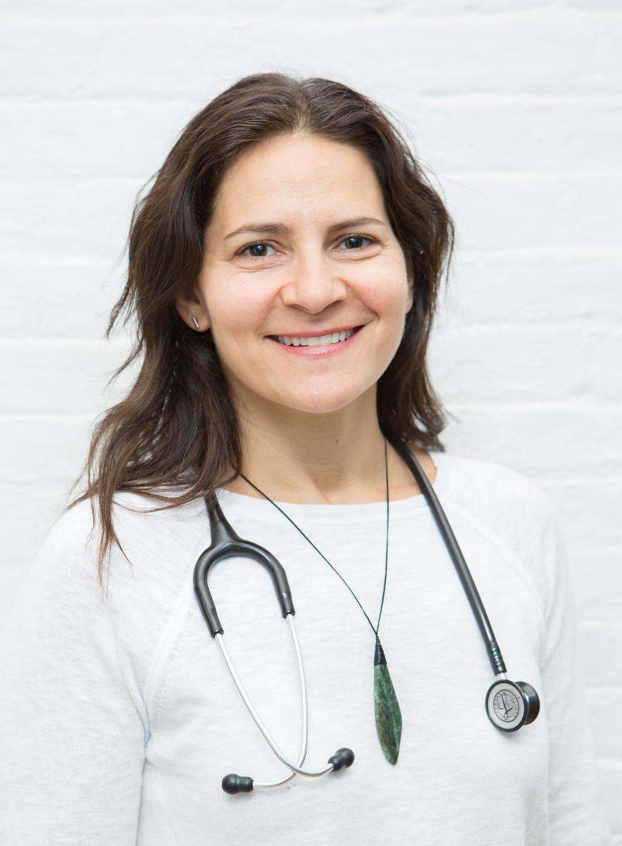 Vicki Porges, MD